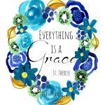 Grace wreath w wm